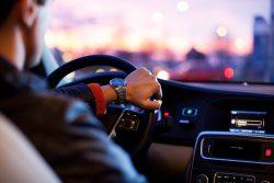 Bilförare säljstyrning