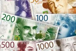 Nya svenska sedlar