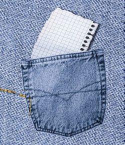 Lapp med drömkunder i fickan