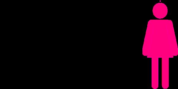 En person syns i gruppen