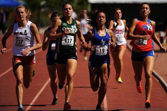 Kvinnliga löpare